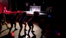 Energia Positiva - Axe-funk choreography - beginners samba students at the exam