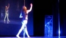 European pole dance champion