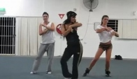 Feb - 'Baile Funk' Dance Class Fresh Elements