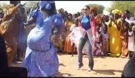 Femmes blanches drles danse mbalax