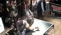 Funny and Ouch - Guillotine Girl Delivers