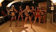 GO-GO dance with Julia Burlesque