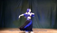 Gathering Storm - Gothic Belly dance by Apsara