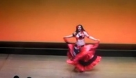 GypsyBelly dance fusion - Patricia Frassi in japan