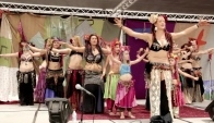 Gypsy Fest A S Ramla Taal Tribal Belly Dancing