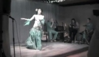 Gypsy Fusion Belly dance with Kaeshi