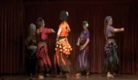 Gypsy Rain Tribal Belly dance - Feast of the Senses