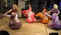 Gypsy Skirt Dance - Belly dance