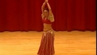 Gypsy style Belly Dance video