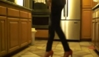High Heel Shuffler-SERBIAN Dance