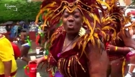 Highlights from Monday at Notting Hill Carnival