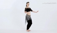 Hip Lifts and Basic Shimmy Belly Dancing