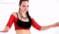 Hip Shimmy and Chest Lift Moves Belly Dance