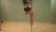 Hot Pole Dance