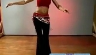 How to Belly Dance Hip Lift and Twist