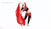 How to Dance with a Veil Belly Dance