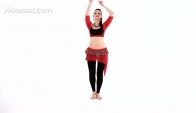 How to Do Basic and Hip Lock Belly Dance