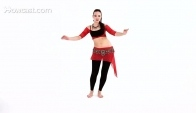 How to Do Twist Belly Dance