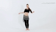 How to Do a Horizontal Figure Belly Dancing