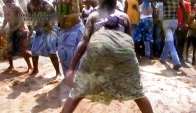 Ivory Coast - Tribal Treats - Village Booty Dance Mapouka