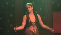 Kindle fantasy gypsy belly dance at Alauda
