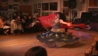 Layla - Cabaret platinum - Belly dance