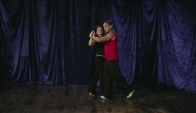 Learn Samba de Gafieira from Kadu Pires and Larissa Thayane