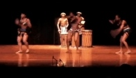 Lesole's Dance Project - Zulu dance