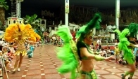 LotteWorld Adventure Rio Samba Carnival Parade