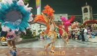 Lotte World Rio Samba Carnival parade