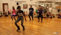 Mactitude Dancehall Camp Day - Queen Latesha
