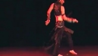 Male Tribal Fusion Belly Dance