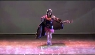 Melaya Leff Belly Dance - Harem Dance