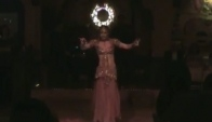 Melina at Karoun - Balancing Performance - Belly dance