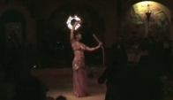 Melina at Karoun - Sword - Belly dance