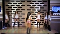 Mocha Girls Twerk Dance