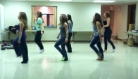 My Friends and I Doing the Wobble Dance