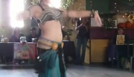 Mythica Blog - Dark Goddess Belly Dancer Sonia
