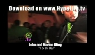New Music - John Bling and Marlon Bling - To Di Bar