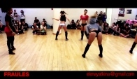 New Twerk Choreo By D Fraules To Lumi