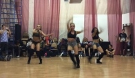 New dancehall choreo by D Fraules on Vybz Kartel