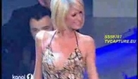 Paris Hilton Crazy Belly Dance Turkey Kurdistan