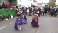 Part Gypsy Dreams Belly Dance Mendlesham Street Fayre
