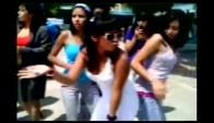 Perreo party dance girls