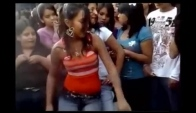 Perreo party dance girls schow