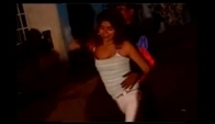 Perreo party dancing