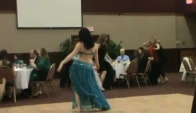 Persian New Year Belly dance-drum Solo