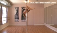 Pole Dance Routine to Hallelujah Kate Voegele