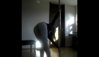 Pole Dance Tutorial Twisted Grip Handspring