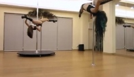 Pole Dance by Mini and Jamaica